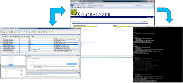Globalyzer Internationalization Webinar Screenshot