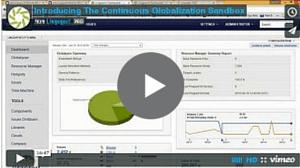 Globalization Sandbox Introduction
