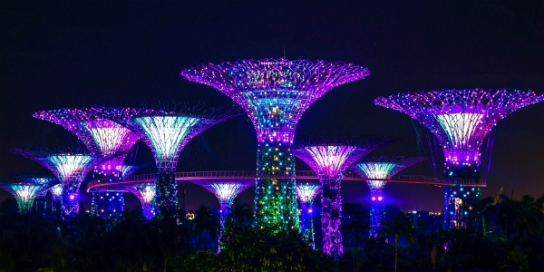 Towers in Singapore