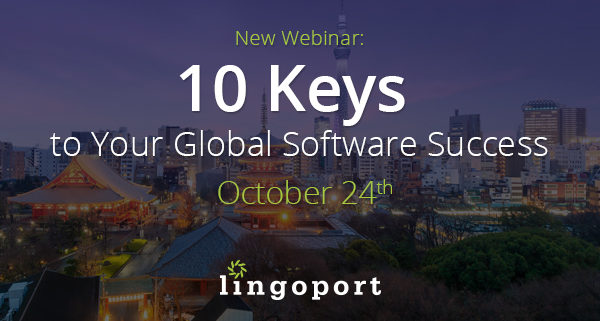 Keys to Global Software Success