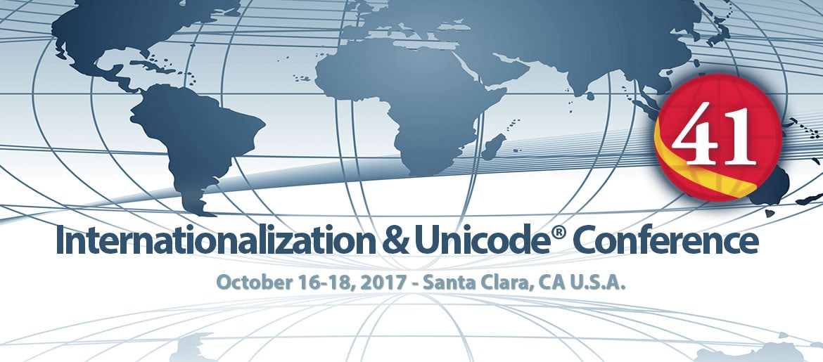 Unicode Conference 2017