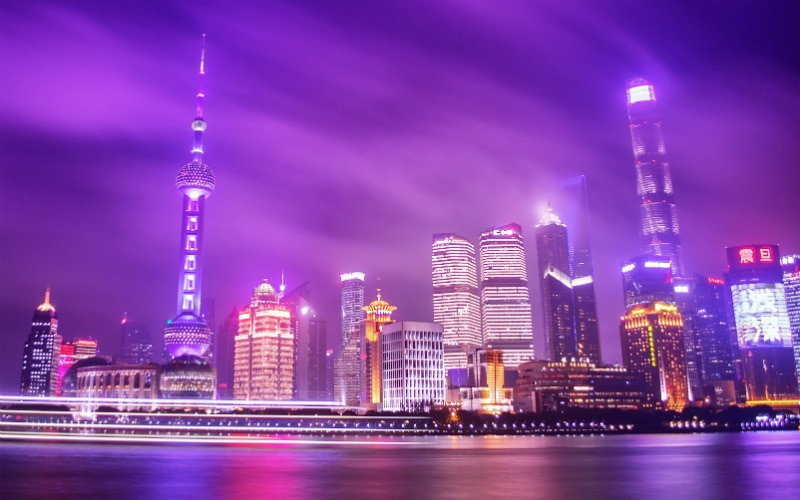 Growth Markets: Shanghai, China