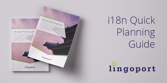 i18n Planning