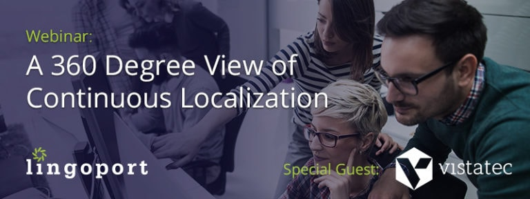 360 Degree View of Localization